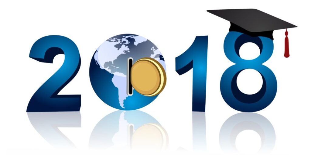 scholarship 2018 - money saving and graduation