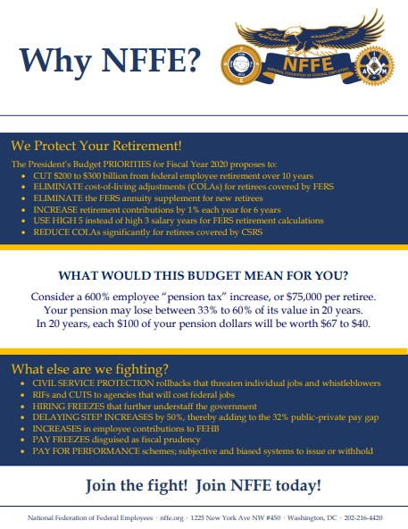 Why Join NFFE?
