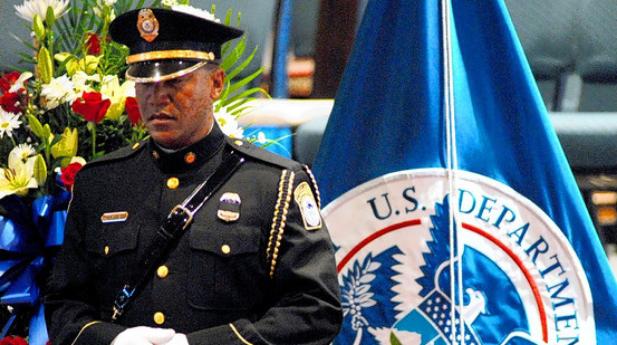 Honor Guardsman