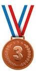 3rd - medal
